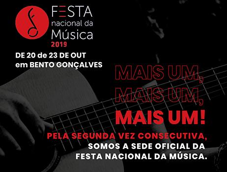 Resultado de imagem para festa nacional da musica 2019 casa das artes